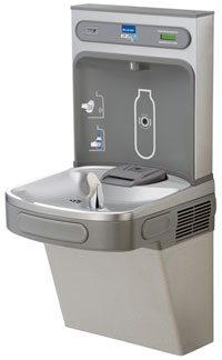 Elkay Bottle Filling Station